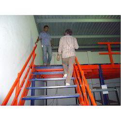 Staircase Mezzanine Floors