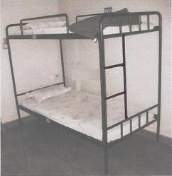 Steel Bunk Bed without Bottom Box