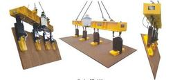 Tilting Type Electro Permanent Magnetic Lifter
