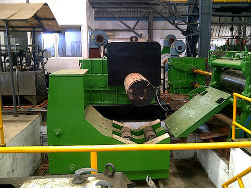 Color Coating Line Equipments - Floor Type Coil Car Manufacturer from Dewas