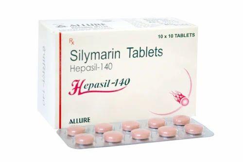 Silymarine 140 mg Tablet