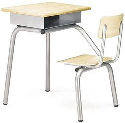 Desk with Single Seater