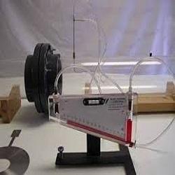 Pitot Static Tube Setup
