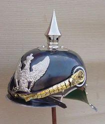Picked House German Helmet
