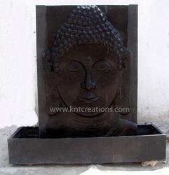 Buddha Big Fountain Waterfalls