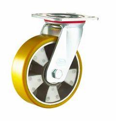 PU Cast Wheel Caster
