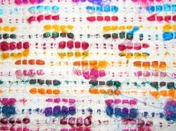Recycled Sari Silk Fabrics for Home Decorators