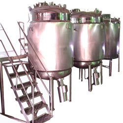 Liquid Manufacturing Plant