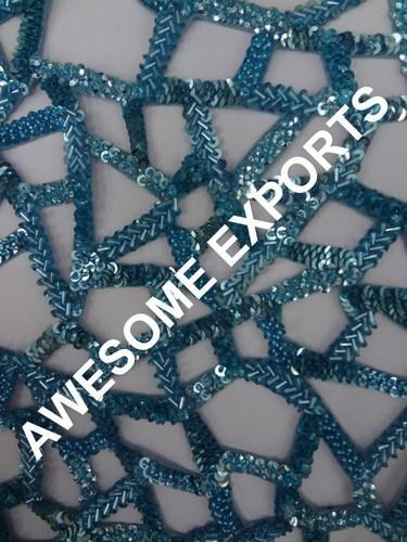 Sequin Beaded Embroidery Manufacturer From Mumbai