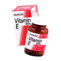 Vitamin E 600 IU Capsules