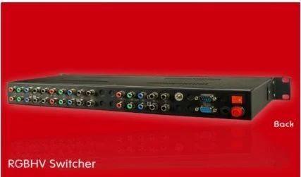 RGBHV Switcher