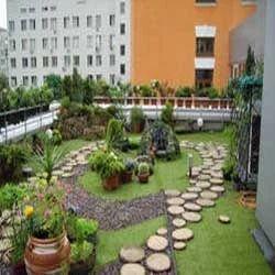 Roof gardening services in kolkata for Terrace 33 city garden