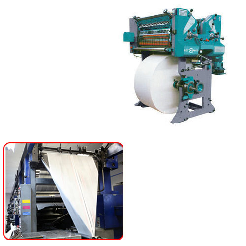 Web Offset Machine for Printing Industries