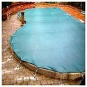 Swimming Pool Cover Fabric