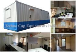 Office Cabin Containers