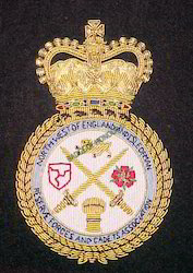 Reserve Force & Cadets Association Blazer Badge