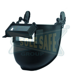Karam Safety Helmet Attachable Welding Shield