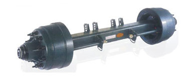 Outboard Drum Axle for Trailers