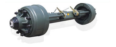 Inboard Drum Axle for Trailers