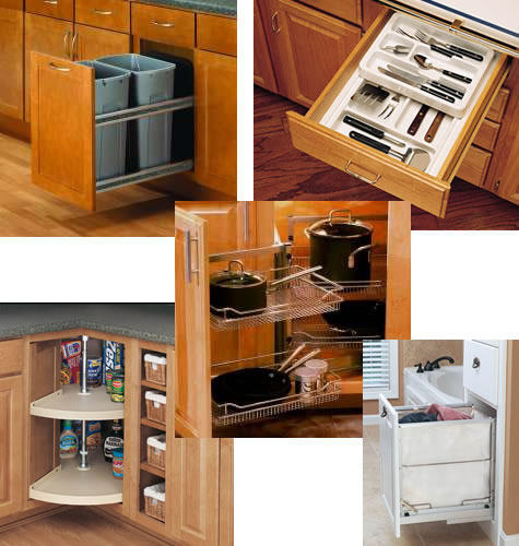 Modular Kitchen Accessories Price: Kitchen Cabinet Accessories