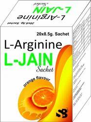 L-Argine Sachet 8.5gm