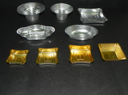 HY Series New Metalised Tray