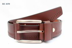 Brown Fashionable Leather Belts