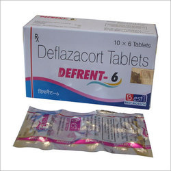 Effect of therapy with a new glucocorticoid, deflazacort ...