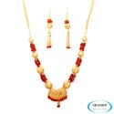 Indian Fashion Necklace Jewelry Set