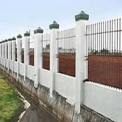 Metal Grill Steel Compound Wall Grill Manufacturer From