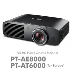 PT-AE8000/PT-AT6000 Projectors