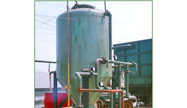 Conical Filtration Sand Filter