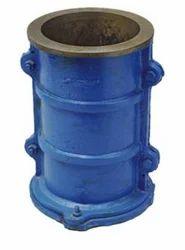 Cylindrical Mould (15 Cm x 30 Cm) Cast Iron