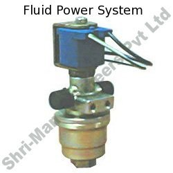 LPG Filter Solenoid Valves for Fluid Power Pneumatic System