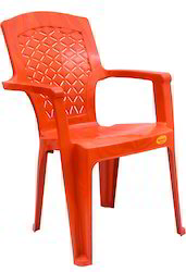 CHR 3003 Diamond Net Plastic Chair