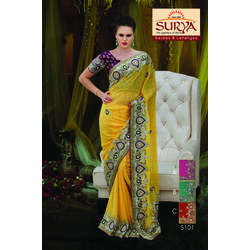 Bridal Latest Saree