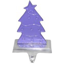 Aluminum Stocking Holder
