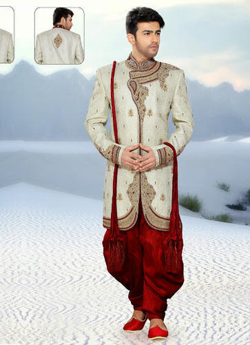 Wedding Wear Mens Kurtas - Wedding Wear Men\'s Kurta Manufacturer ...