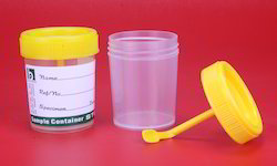 Disposable Sterile Sputum Collection Containers