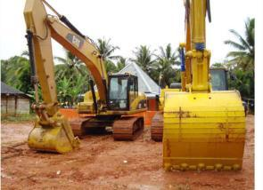 Excavator Operations Services
