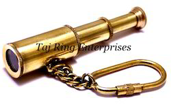 Telescope Key Chain