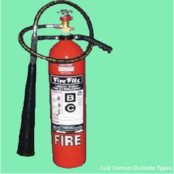 Co2 Carbon Di-Oxide Extinguisher