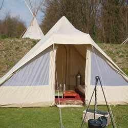 Canvas Cotton Tent