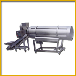 Frying Machine for Crunchy Corn Manufacturing