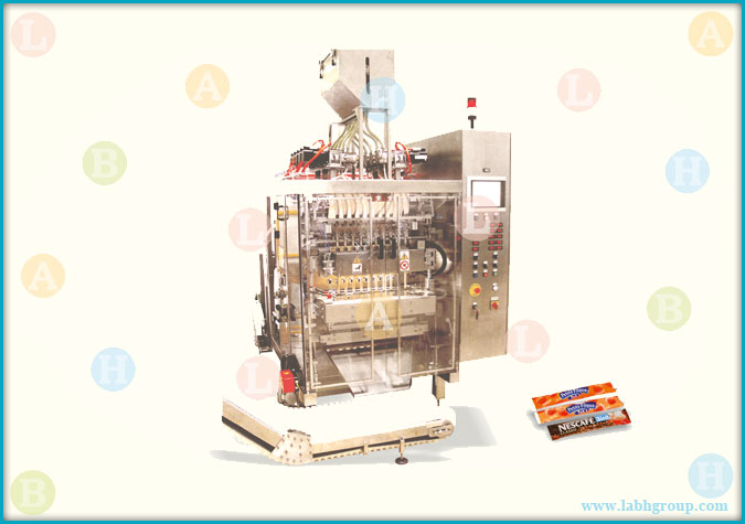 Automatic Multi Line Sachet Packing Machine for Liquid