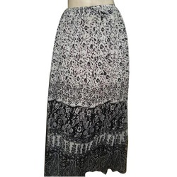 fancy ladies knitted skirt