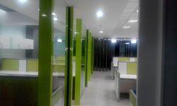 Glass Partition & Wooden Partition Interior Design
