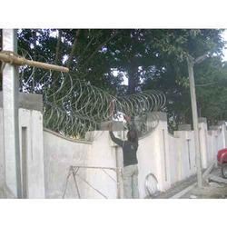 Boundary Wire Fencing Services