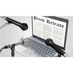 Online press release writing service