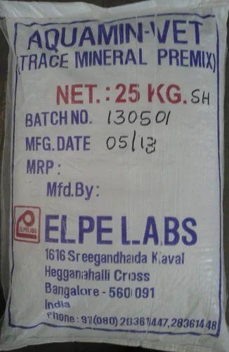 Trace Mineral Premix